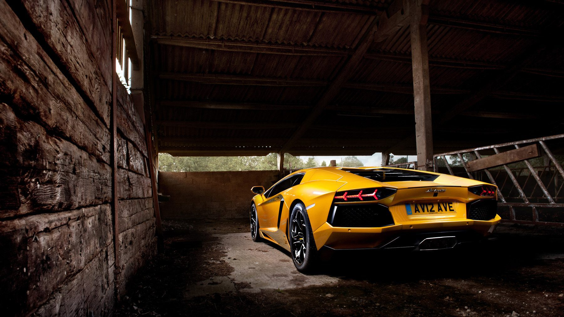 Lamborghini Aventador Wallpapers By Gfwilliams Photography