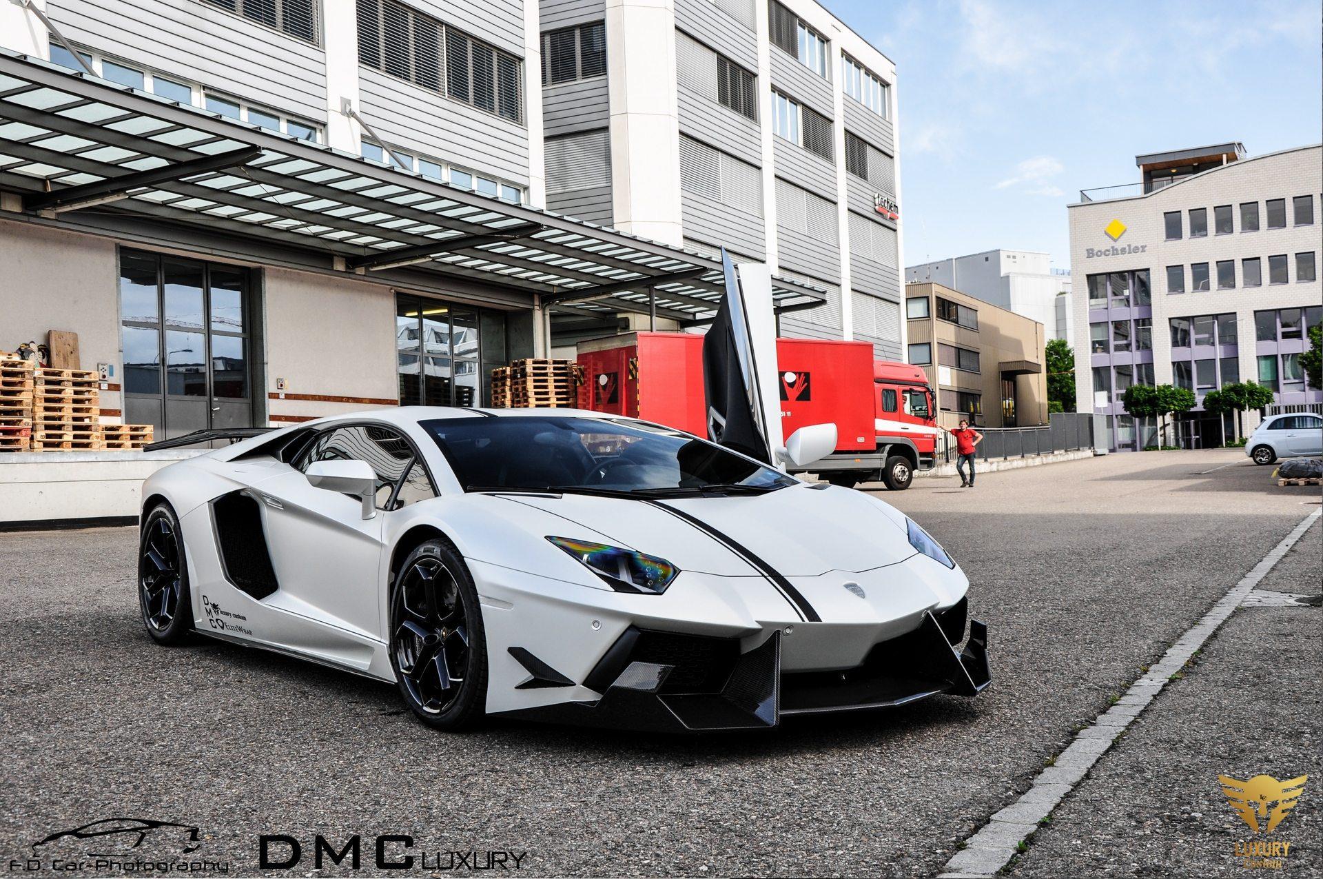 Dmc Lamborghini Aventador Superveloce